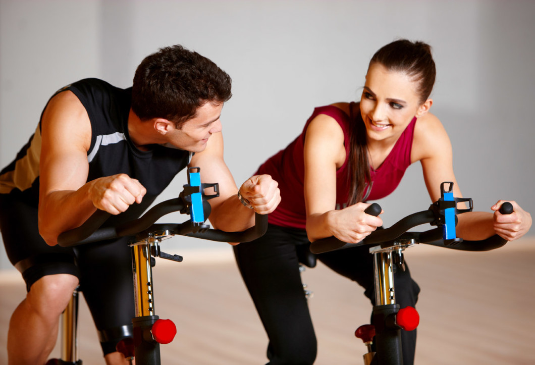 Stereotyp instruktorki fitness