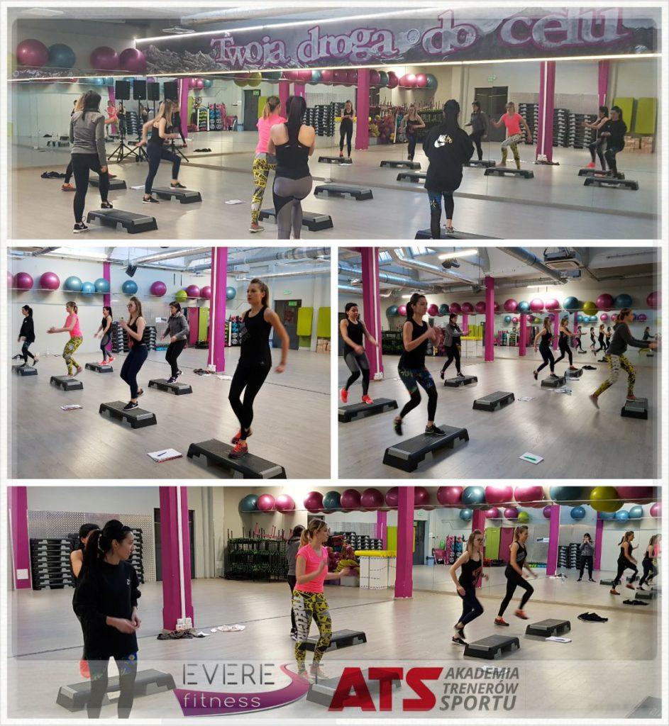 kurs instruktora fitness ATS