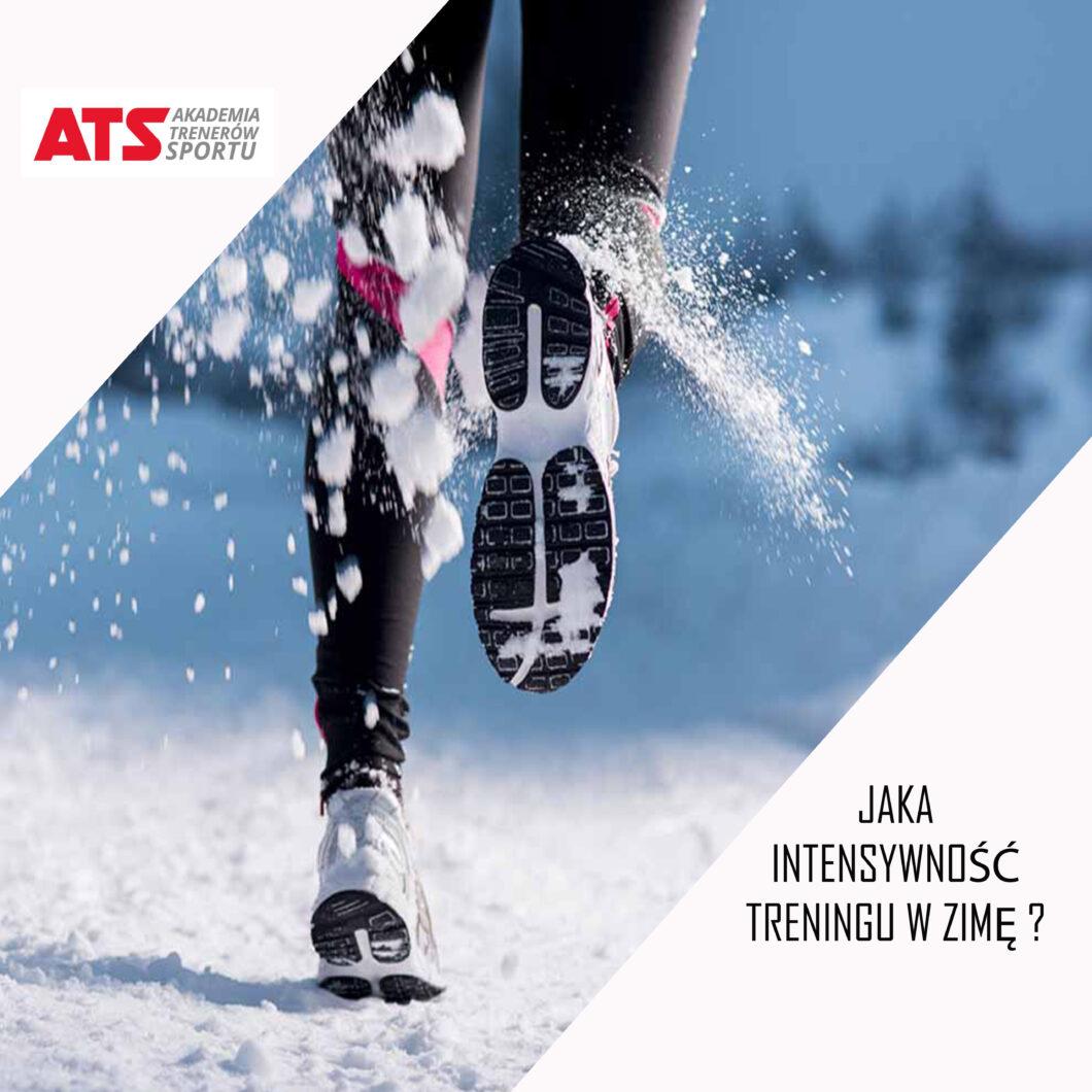 Jaka intensywność treningu w zimę ?