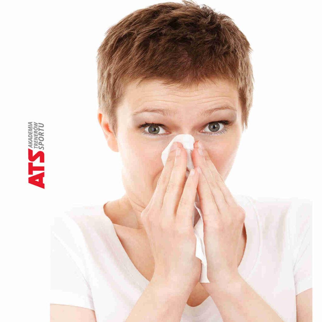 Skrzywienie przegrody nosa a sport wyczynowy